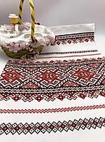 Рушник льняной пасхальный «Вышиванка новая» 45х75 см - в наборе 3шт