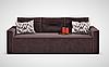 Ортопедический диван ЯМ-5 прямой от УкрИзраМебель
