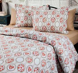 """Семейное постельное белье """"Lotus"""" Premium Daisy"""
