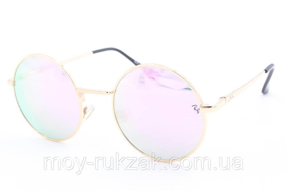 Ray Ban круглые солнцезащитные очки, реплика, 810134