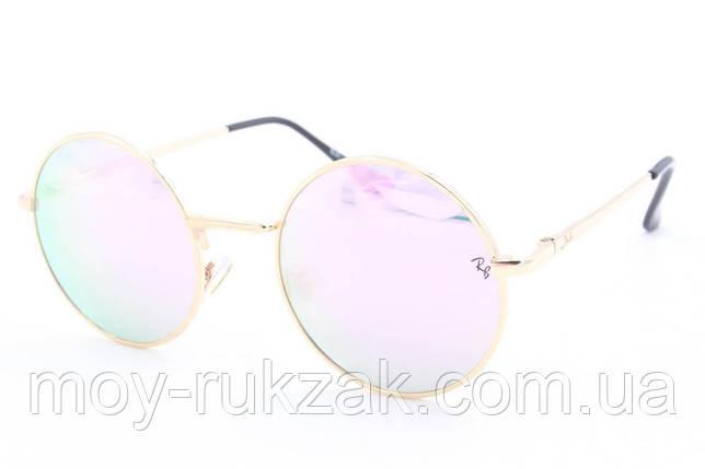 Ray Ban круглые солнцезащитные очки, реплика, 810134, фото 2
