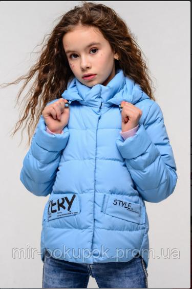 Детская демисезонная куртка Робби , фото 1
