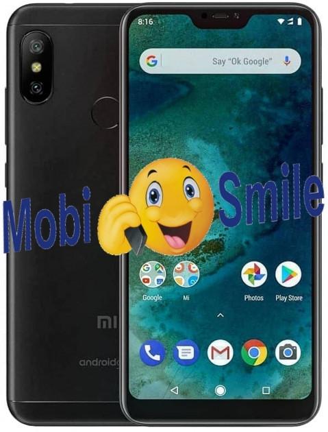 Смартфон Xiaomi Mi A2 Lite 3/32Gb Black Global Version Оригинал Гарантия 3 / 12 месяцев