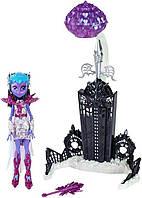 Игровой набор Monster High Станция левитации и кукла Астранова Бу Йорк CHW58