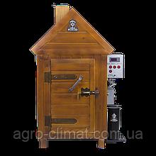 """Коптильня холодного и горячего копчения дерево вместимость до 10 кг ТМ """"ДК"""""""