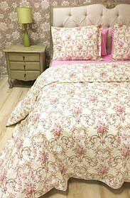 """Семейное постельное белье """"Lotus"""" Premium Caroline"""