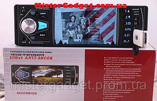 Автомагнитола Pioneer 4020CRB Новый пульт и зарядка смартфона