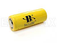 Аккумулятор Bailong Li-ion 26650