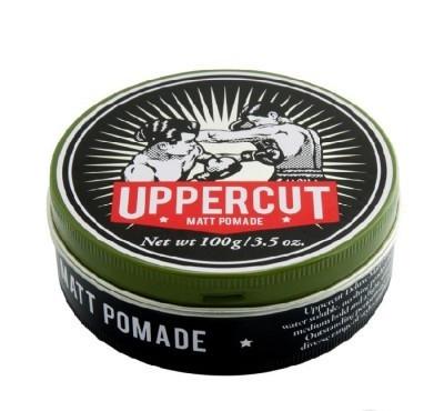 Помада для укладки волос Uppercut Deluxe Matt Pomade 100гр