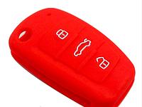 Силиконовый чехол на Audi A1,A3,A4,A6 и пр