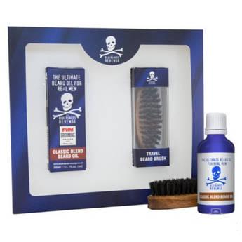 Набір по догляду за бородою The Bluebeards Revenge Beard Grooming Kit