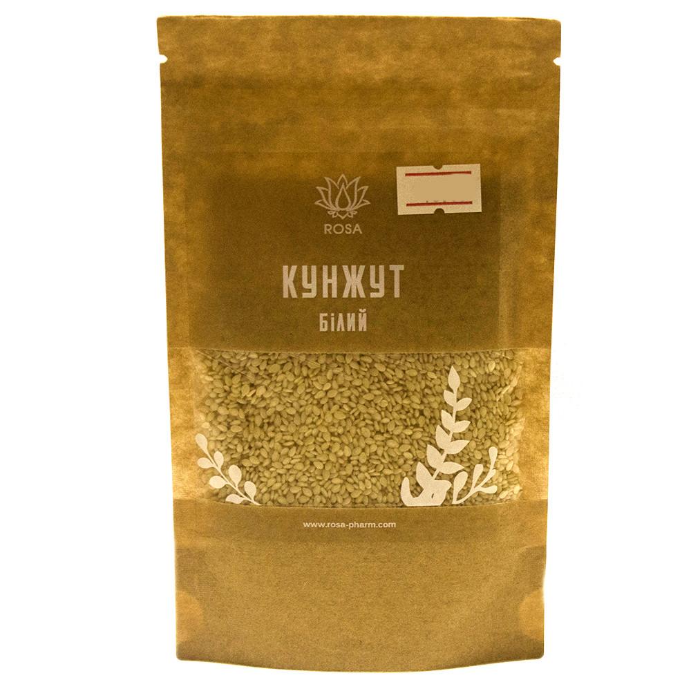 Кунжут белый, 50 грамм (РОСА-ФАРМ)