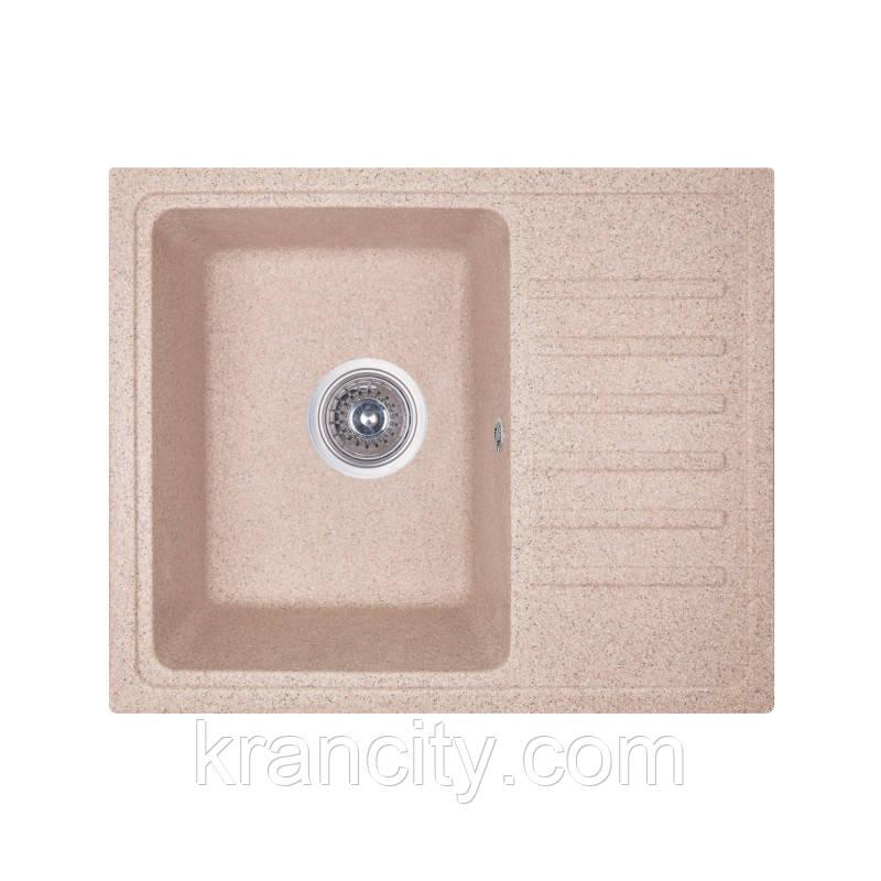 Гранитная кухонная мойка Fosto Мойка 55x46 SGA-806 (страда)