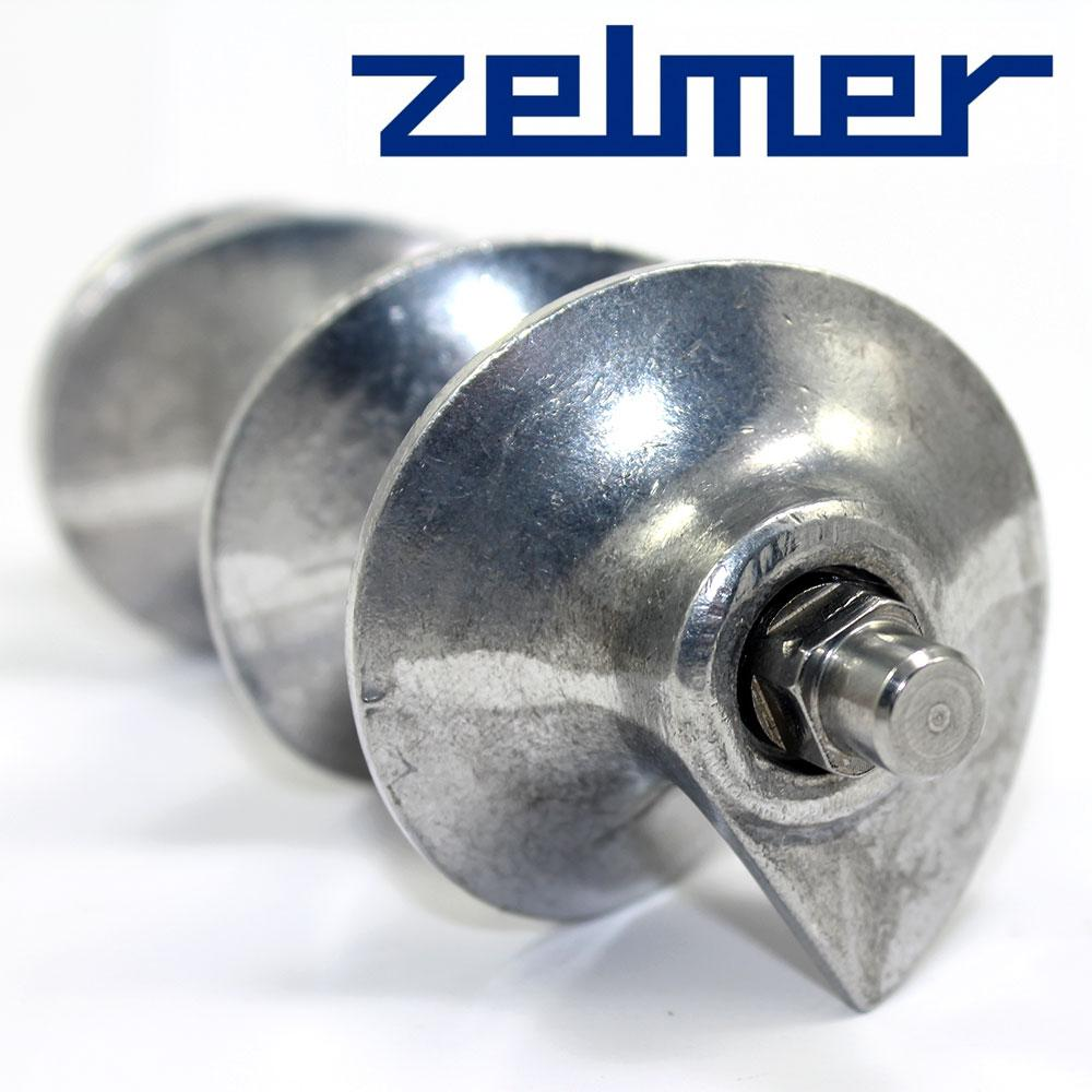 Шнек для мясорубки Zelmer NR8 для одностороннего ножа