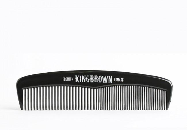 Карманная расческа King Brown Black Pocket Comb