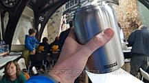 Термос для еды  SIGG Hot & Cold Jar Brushed 0.5 л (8618.20) стальной, фото 3