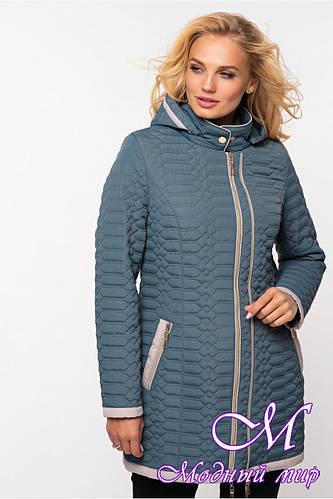 5bf78b99080 Верхняя одежда больших размеров — купить верхнюю одежду больших размеров
