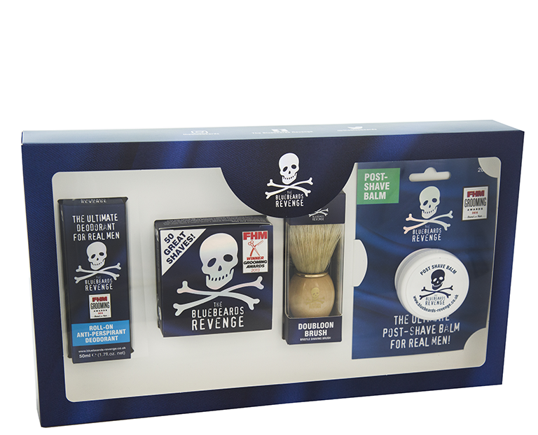 Подарунковий набір The Bluebeards Revenge Starter Kit