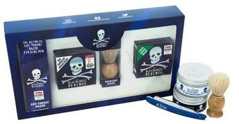 Набір для гоління The Bluebeards Revenge Cut Throat Shavette Kit