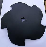 Диск борони Quivogne ф810мм s8-10мм кв. 51 Z5 (Fleo-Fleo),DSQ08104 правий/DSQ08102 лівий Кивонь флео флео, фото 2