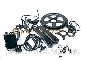 Электромотор Bafang BBS02 48V 750W дисплей C500 электрический комплект для велосипедов