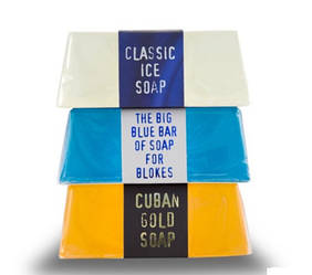 Набір мила Bluebeards Revenge Soap Stack Kit