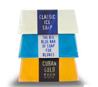 Набор мыла Bluebeards Revenge Soap Stack Kit