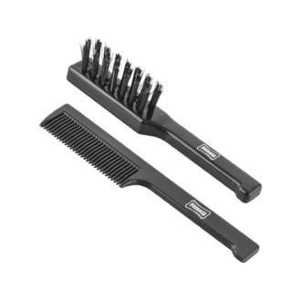 Набор щетка и расческа для усов и бороды Proraso Moustache Comb and Brush