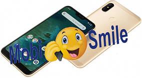 Смартфон Xiaomi Mi A2 Lite 3/32Gb Gold Global Version Оригинал Гарантия 3 / 12 месяцев