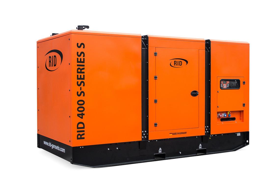 Дизельный генератор RID 400 S-SERIES S (320 кВт)