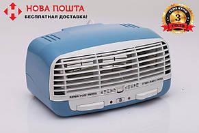 """Очищувач іонізатор повітря """" Супер-Плюс-Турбо 2009 блакитний"""