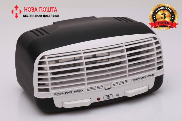 Очиститель ионизатор воздуха Супер-Плюс Турбо 2009 черный, фото 2