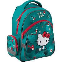 Рюкзак школьный Kite Education для девочек Hello Kitty 37,5x29x13 см 11,5 л (HK19-521S)