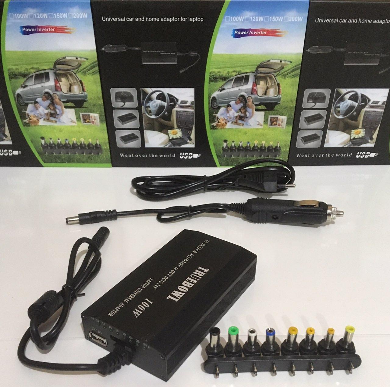 Адаптер для laptop ART-901/0302/MY-121( Laptop Universal Adapter 220/12V )