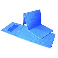 Коврик для йоги и фитнеса ALEX Reebok like 3-fold Mat /мат спортивный для дома и спортзала