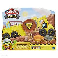 Плей-до набор пластилина Экскаватор Play-Doh