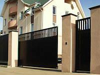 Ворота распашные, откатные, гаражные.