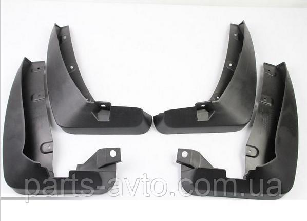 Брызговики полный комплект для Renault Koleos 2011- (7711423665;7711423666), кт.4шт MF.REKOL2011
