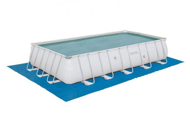 Защитное покрытие под бассейн (модель 58164).