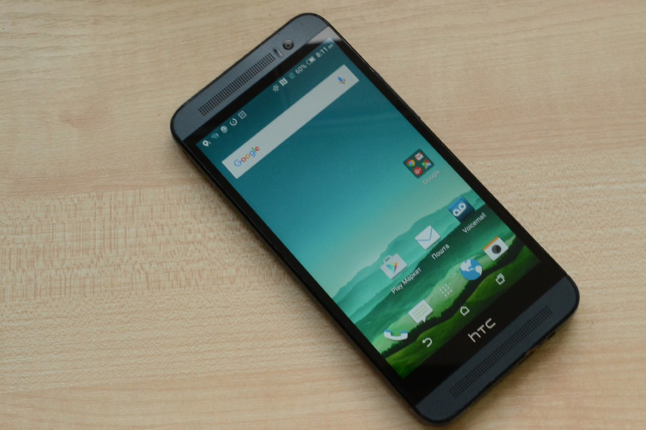 Смартфон HTC One E8 16Gb Black Оригинал!