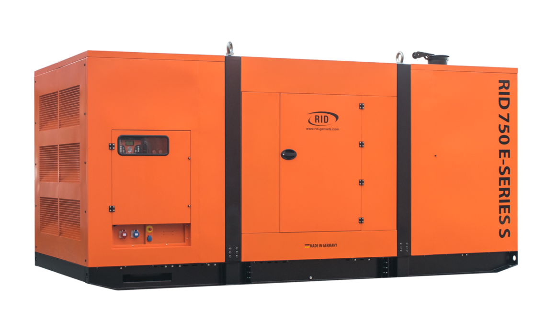 Дизельный генератор RID 750 E-SERIES S (600 кВт)