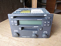 Б/у магнитола вольво в40 volvo v40 штатная автомагнитола радио 30887084 / 96-04