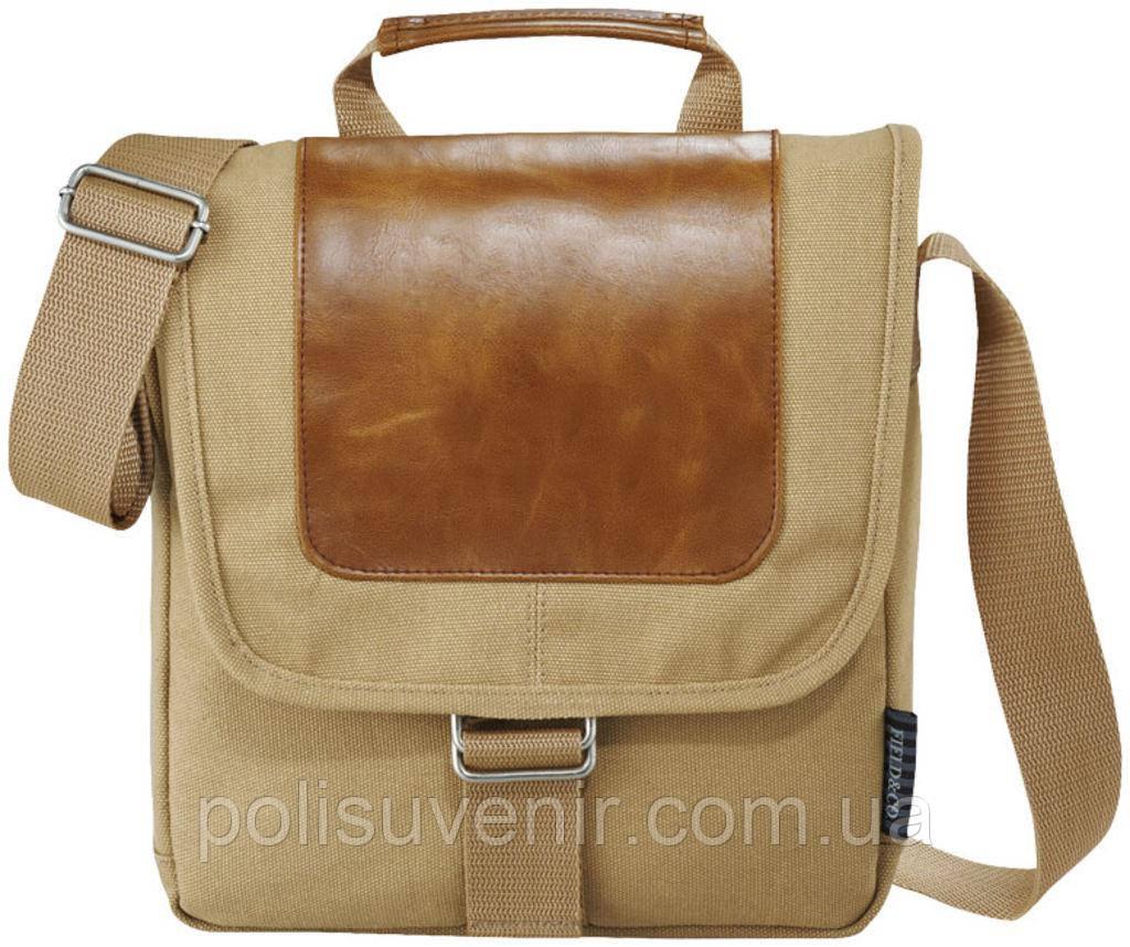 Бавовняна сумка для планшета