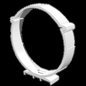 Держатель круглых каналов Эра ABS-пластик 100 мм (60-260)