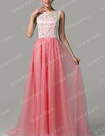 Великолепное платье с кружевами ретро, фото 1