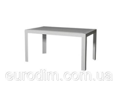 Стол OW-T209S  прямоугольный белый
