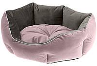 Ferplast QUEEN Лежак-диван для кошек двусторонний, фото 1