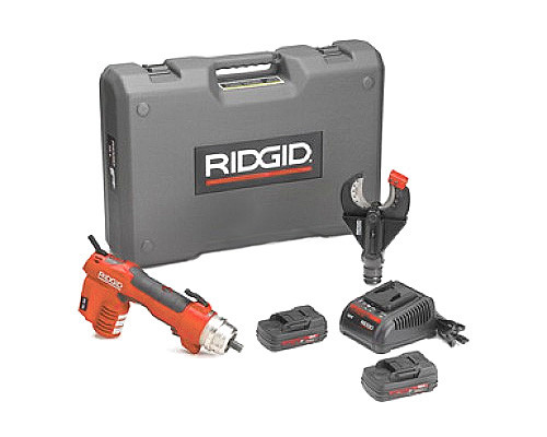 ПРЕСС-ИНСТРУМЕНТ KIT, RE60 W/SC-60+LIO RIDGID