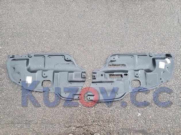 Защита двигателя пластиковая Toyota Camry V30 02-06, левая (FPS) 5144233040, фото 2