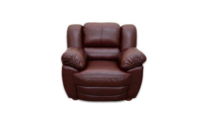 Кожаное кресло Барт
